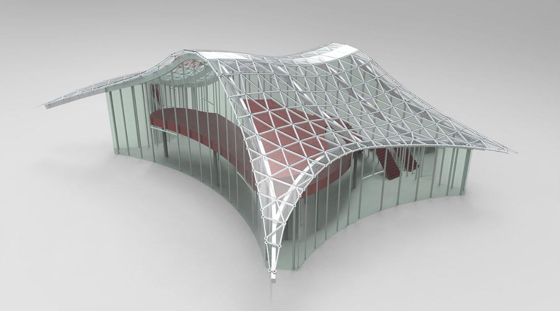 سازه نمایشگاهی و اسپیس