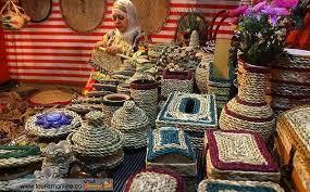 نمایشگاه صنایع دستی  و سوغات و گردشگری قم 95