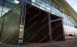 اطلاعات و ویژگی های ساخت غرفه با اجاره اسپیس فریم