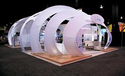 ویژگی ها و امکانات مربوط به  غرفه های نمایشگاهی
