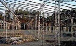 ساخت سازه با اسپیس فریم