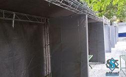 فروش و اجاره چادر نمایشگاهی